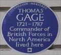Image for Thomas Gage - Portland Place, London, UK