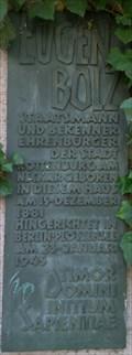 Image for Eugen Bolz - Rottenburg, Germany, BW