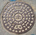 Image for Sewer Manhole Cover  -  Gongju, Korea