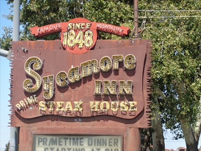 Sycamore Inn - Rancho Cucamonga, California, USA.