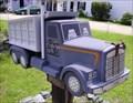 Image for Dump Truck Mailbox  -  Bristol, NH