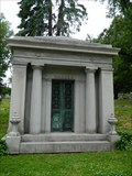 Image for Motter Mausoleum - Mount Mora Cemetery - St. Joseph, Mo.