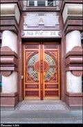 Image for Dvere Legiobaky / Door of Bank of the Czechoslovak Legion (Prague)