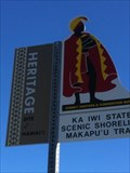 Image for KA IWI STATE SCENIC SHORELINE MAKAPU'U TRAIL