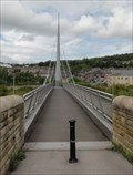 Image for Britannia Pedestrian Suspension Bridge – Bingley, UK