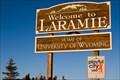 "Image for Laramie: ""Home of University of Wyoming"" - Laramie, WY"