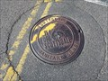 Image for Bucking Bronco Manhole Cover - Scottsdale, Arizona