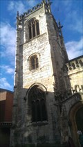 Image for Church of St Martin - Bell Tower - York, Great Britain.