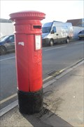 Image for Victorian Post Box, Waterside (B1029), Brightlingsea, Essex.