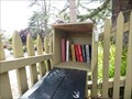 Image for Little Free Library at Arlington Ave/Thousand Oaks Blvd bus stop - Berkeley, CA