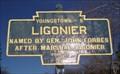 Image for Blue Plaque: Ligonier