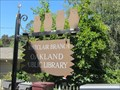 Image for Monteclair Branch - Oakland Public Library - Oakland, CA