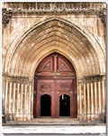 Image for Porta Principal do Mosteiro de Alcobaça