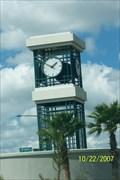 Image for Borders Clock, Brandon, FL