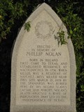 Image for Erected in Memory of Phillip Nolan