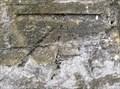 Image for Cut Bench Mark - Highgate Hill, London, UK