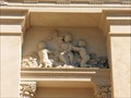 Image for Tuscarawas County Courthouse Relief Sculptures  -  New Philadelphia, OH