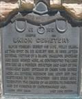 Image for Union Cemetery - Union, UT