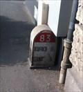 Image for Milestone near Place Rapp - Colmar, Alsace, France