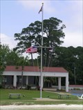 Image for St Andrews Bay Yacht Club Flag Pole Panama City, FL