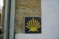 Image for Plaza Santa Catalina Way Marker - Finisterra, Spain