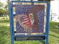 Image for Sister City Mosaic - Sarasota, Florida, USA.