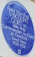 Image for Field Marshal Viscount Gort VC - Belgrave Square, London, UK