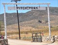 Image for Pitch Fork Ranch Entrance Arch