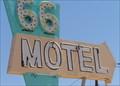 Image for 66 Motel ~ Neon ~ Needles, California, USA.