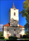 Image for Nativity of Our Lady Church / Kostel Narození Panny Marie - Kácov (Central Bohemia)