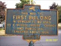 Image for FIRST BUILDING IN OSWEGO