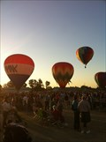 Image for Clovis Fest Balloon Fly By