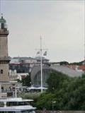 Image for Flag Pole, Warnemünde, Rostock, Germany