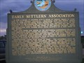 Image for Early Settlers Association