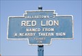 Image for Blue Plaque: Red Lion