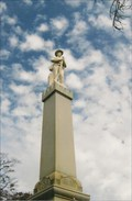 Image for Confederate Civil War Monument - North Erwin Street Historic District ~ Cartersville, GA