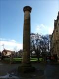 Image for Roman column – York, Great Britain.