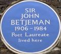 Image for Sir John Betjeman - Cloth Court, London, UK