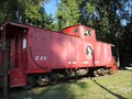 Image for X88 Great Northern Caboose - Troy, MT