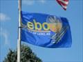 Image for Municipal Flag - Lebo, Ks.