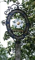 Image for Wentworth Best Kept Village Sign, Rotherham, South Yorkshire
