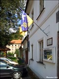 Image for Sv. Jan pod Skalou - municipal flag at Museum (Central Bohemia)