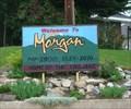 Image for Population Sign - Morgan, Utah