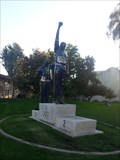 Image for The Tommie Smith &  John Carlos Statue - San Jose, CA