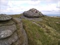Image for High Willhays - highest point in County of Devon, United Kingdrom . (Dartmoor National Park)