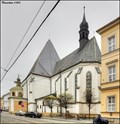 Image for Church Of The Immaculate Conception / Kostel Neposkvrneného pocetí Panny Marie - Olomouc (Central Moravia)