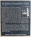 Image for St. Andrew's Presbyterian Church - Enderby, BC