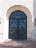 Image for Main Door - Trinity Cathedral - Phoenix, AZ