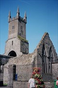 Image for Ennis Friary Ruins - Ennis, Co Clare, Ireland