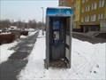 Image for Payphone / Telefonní automat - Slavíkova, Ostrava, Czech Republic